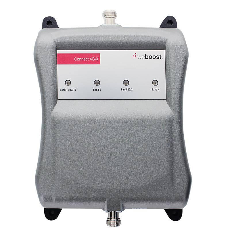 weboost connect 4g x signal booster kit
