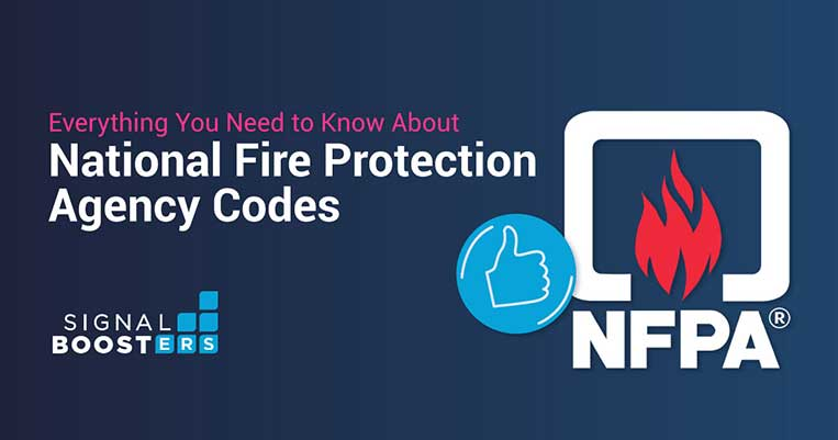 National fire protection agency radio codes