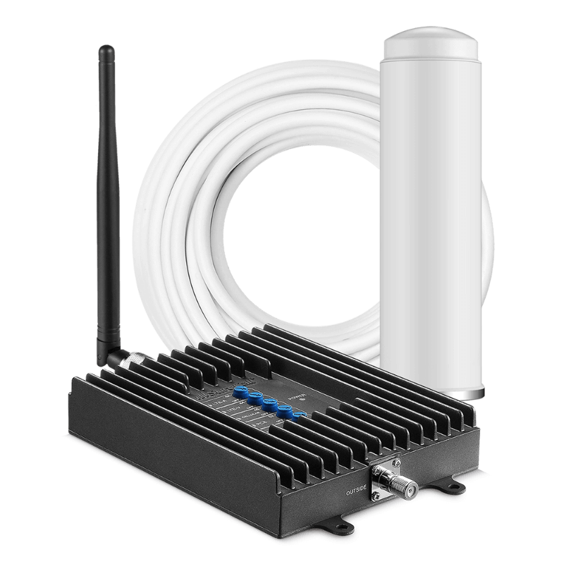 fusion4home cell signal booster omni whip kit