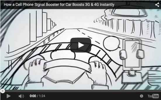 how vehicle signal boosters work